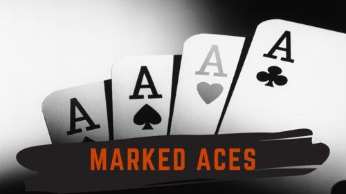 Marked Aces by Adam Wilber