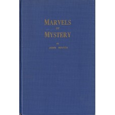 Marvels of Mystery by John Booth