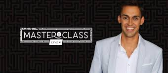 Masterclass Live by Blake Vogt (September 6th 2020)