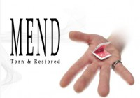 Mend by Nicholas Lawrence and Sensor Magic
