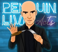 Menny Lindenfeld LIVE ACT (Penguin LIVE)