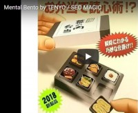 Mental Bento by TENYO (2018 NEW Item)