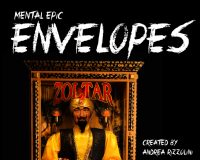 Mental Epic Envelopes by Andrea Rizzolini