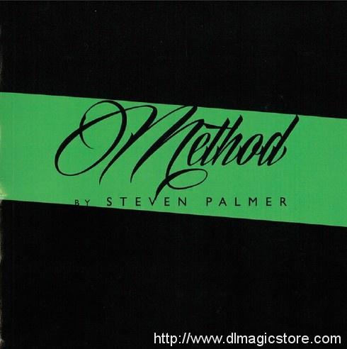 Method by Steve Palmer