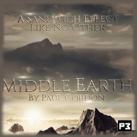 Middle Earth by Paul Gordon Instant Download
