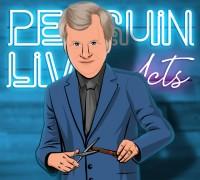 Mike Caveney LIVE ACT (Penguin LIVE)