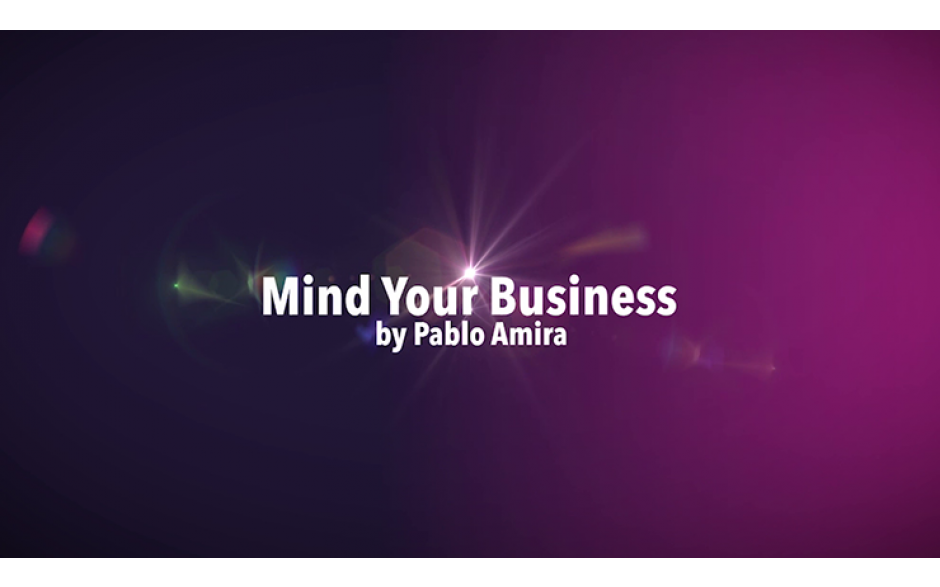 Mind Your Business Project by Pablo Amira video DOWNLOAD