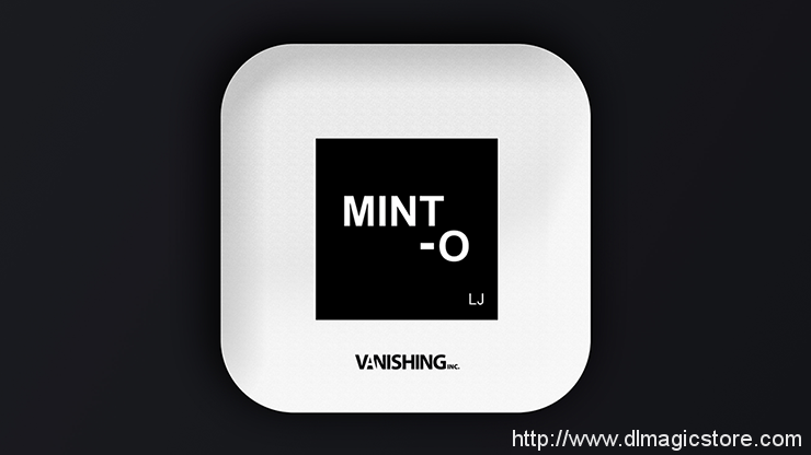 Mint-O (Online Instructions) by Liam Jumpertz