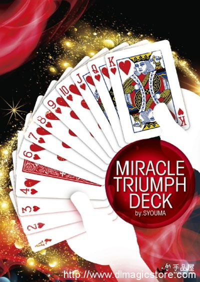 Miracle Triumph Deck by Syouma