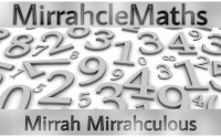 MirrahcleMaths oleh Mirrah Mirrahculous