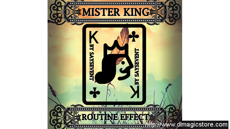 Mister King by SaysevenT video (Download)