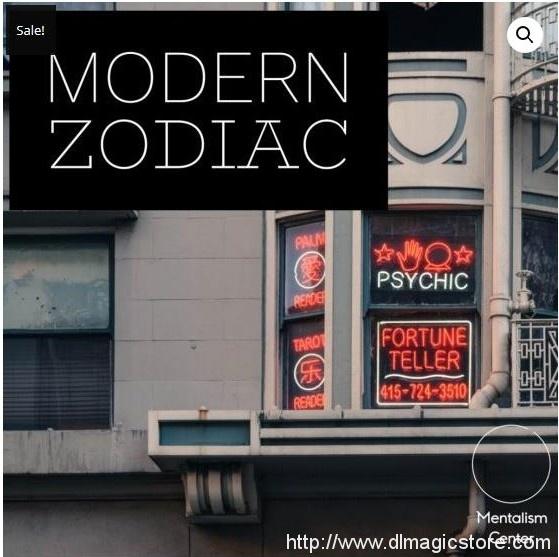 Modern Zodiac by Pablo Amira