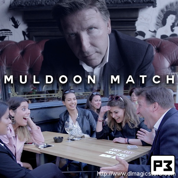 Muldoon Match by Paul Gordon (Instant Download)