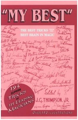 My Best by J. G. Thompson Jr.