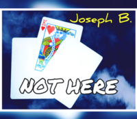 NOT HERE LOCATION by Joseph B. (Instant Download)