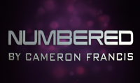 NUMBERED by Cameron Francis (Instant Download)