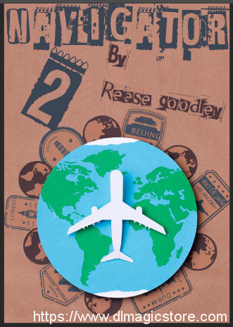 Navigator 2 by Reese Goodley and The 13 Souls