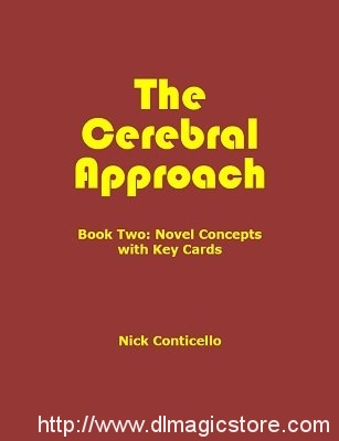 Nick Conticello – The Cerebral Approach: Book Two