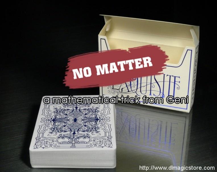 No matter by Geni