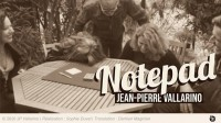 Notepad oleh Jean-Pierre Vallarino (Gimmick Not Included)