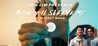 Now You Sleeve Me by Jeffrey Wang & Shin Lim