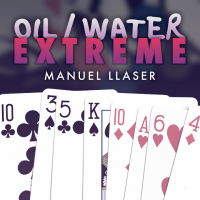 Oil and Water Extreme by Manuel Llaser (Instant Download)