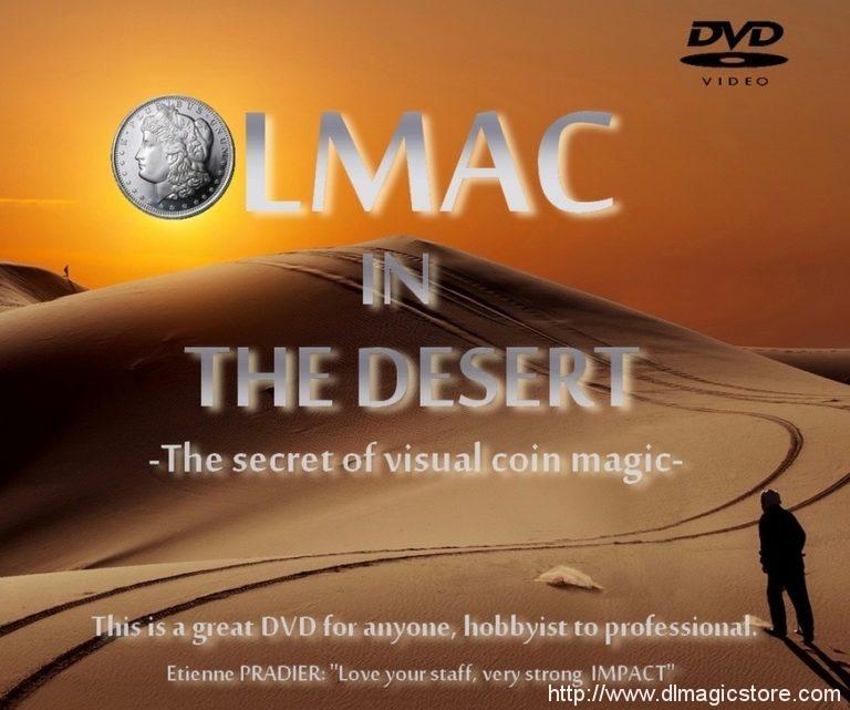 Olmac in The Desert 2018