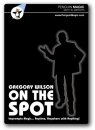 On the Spot with Gregory Wilson