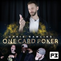 One Card Poker by Chris Rawlins (Instant Download)