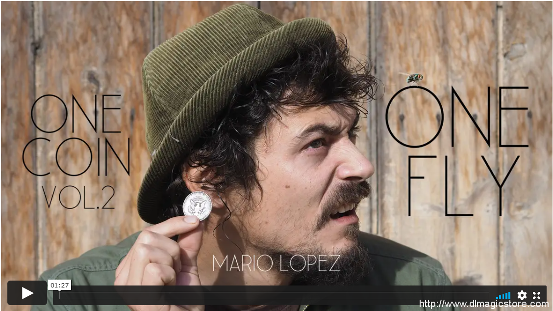 One Coin Vol.2 by Mario Lopez