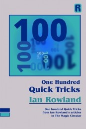 One Hundred Quick Tricks by Ian Rowland