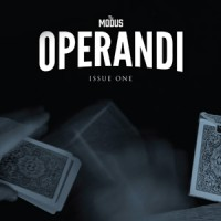 Operandi Issue One by Joseph Barry