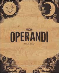 Operandi Issue Two By Joseph Barry