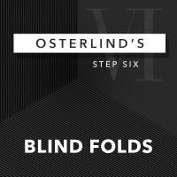 Osterlinds 13 Steps 6 Blindfolds by Richard Osterlind