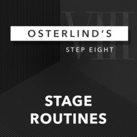 Osterlinds 13 Steps 8 Stage Routines by Richard Osterlind (Instant Download)