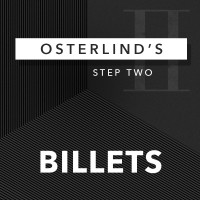 Osterlinds 13 Steps Volume 2 Billets by Richard Osterlind