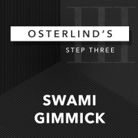Osterlinds 13 Steps Volume 3 Swami Gimmick by Richard Osterlind