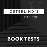 Osterlinds 13 Steps Volume 5 Book Tests by Richard Osterlind