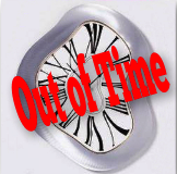 Out of Time By: Mark A. Gibson