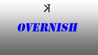 Overnish by Kelvin Trinh