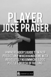 PLAYER by Jose Prager (Instant Download)