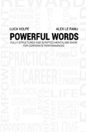 POWERFUL WORDS by Luca Volpe Alex Le Fanu
