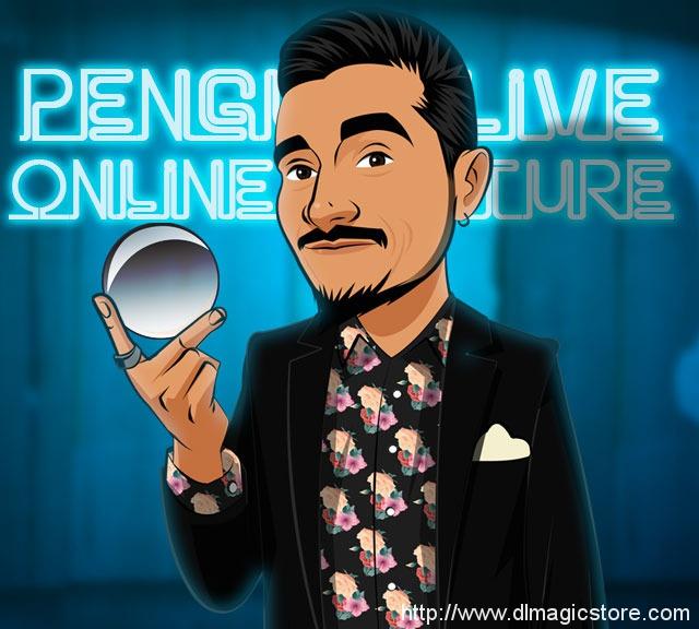 Pablo Amira LIVE (Penguin LIVE)