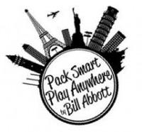 Pack Smart Play Anywhere by Bill Abbott