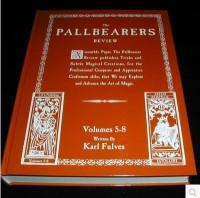 Pallbearers Review: Vols: 5-8 by Karl Fulves