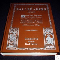 Pallbearers Review: Vols: 9-10 by Karl Fulves