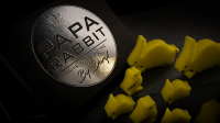 Papa Rabbit Hits The Big Time by DARYL (Gimmicks Not Included)