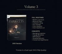 Armando Lucero – Paper Cuts Vol. 3 – Digital Version FULL HD