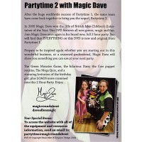Partytime 2 With Magic Dave by Dave Allen