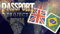 Passport Project by Yoan TANUJI & Magic Dream (Gimmick Not Included)
